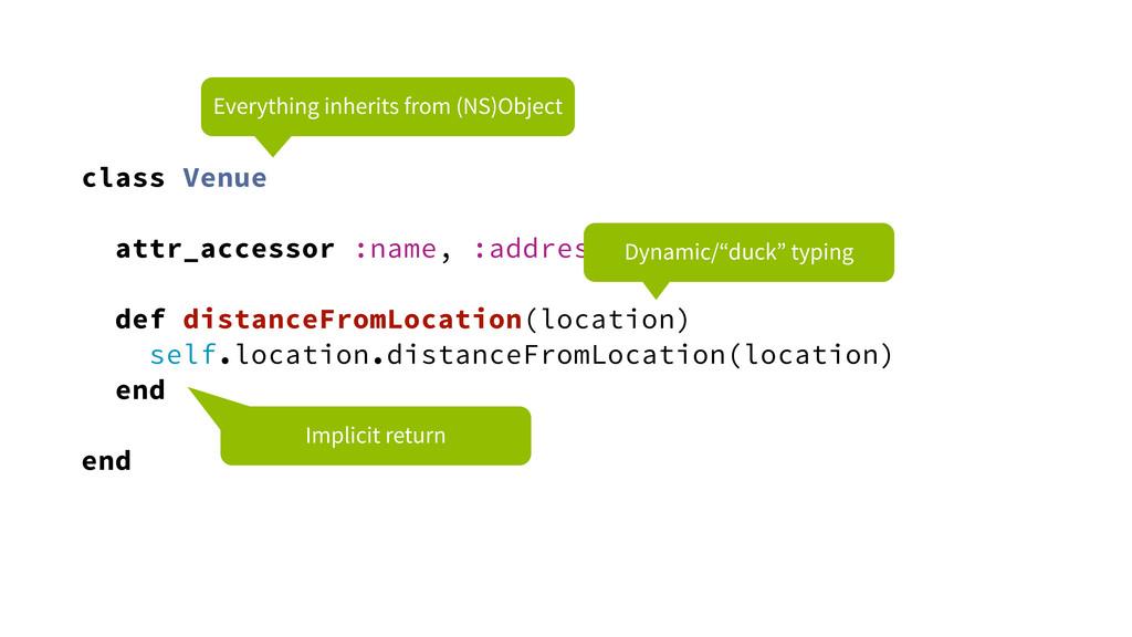 class Venue attr_accessor :name, :address, :loc...
