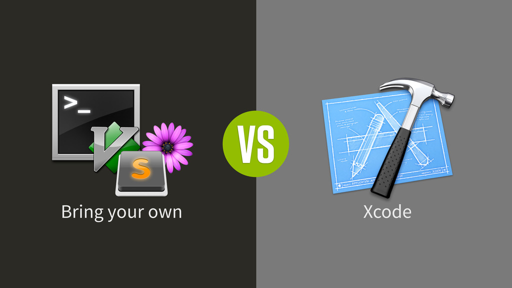 VS Bring your own Xcode