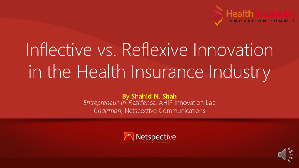 Inflective vs. Reflexive Innovation in the Heal...