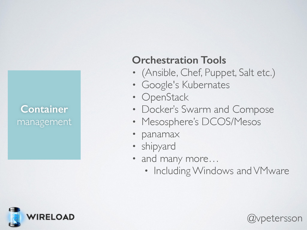 Container management Orchestration Tools • (Ans...