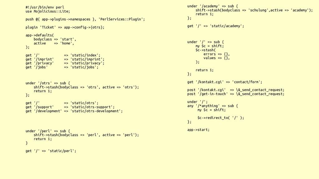#!/usr/bin/env perl use Mojolicious::Lite; push...