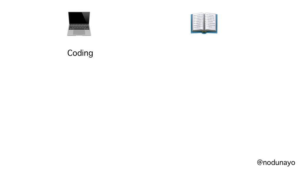 @nodunayo Coding