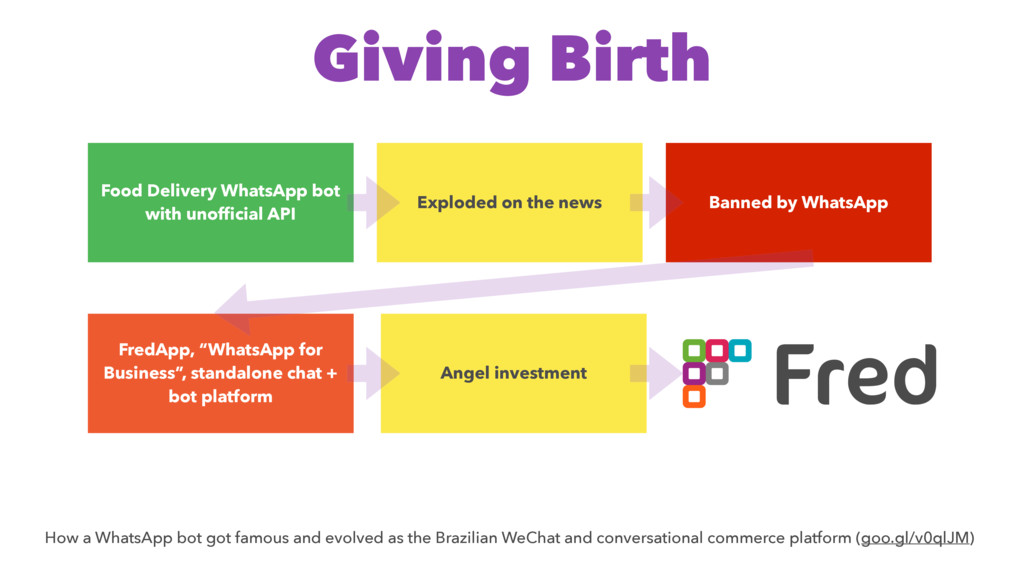 How a WhatsApp bot got famous and evolved as th...