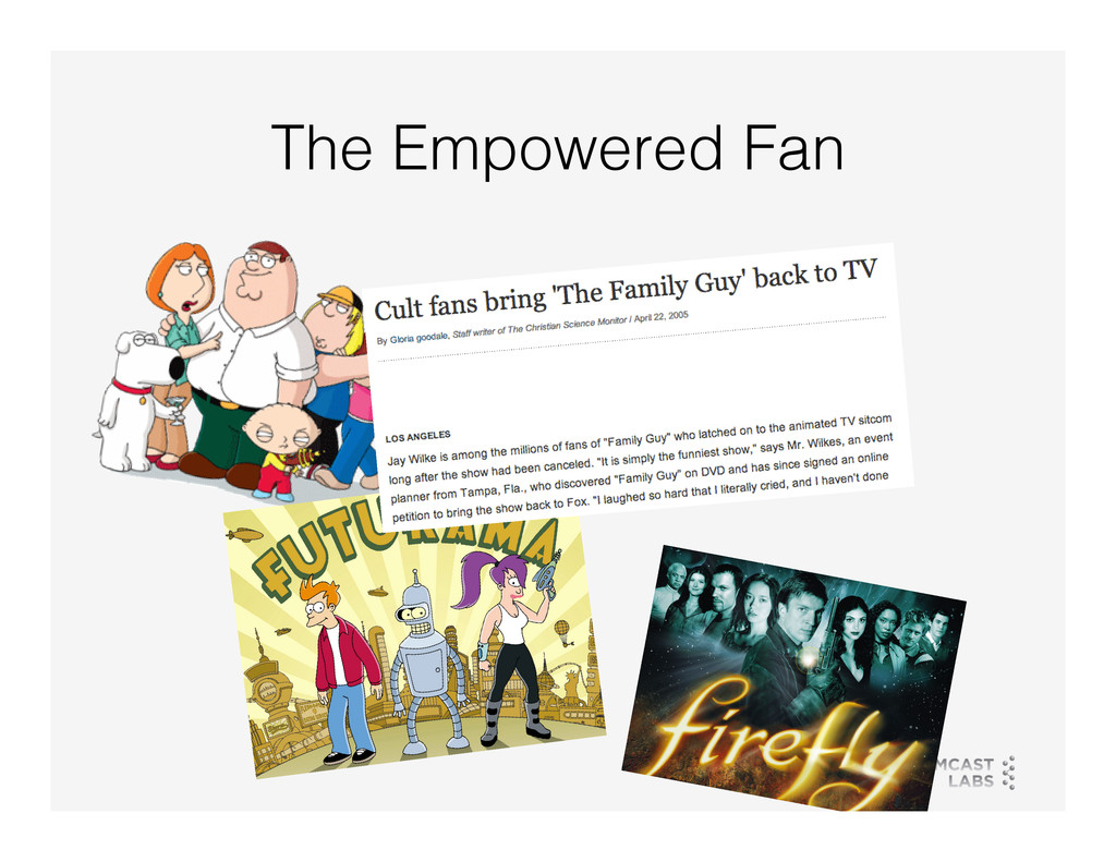 The Empowered Fan!