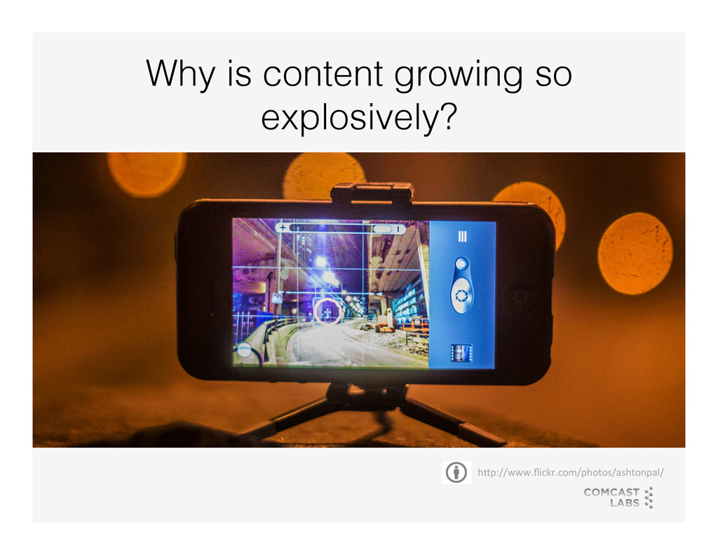 """Why is content growing so explosively?! h""""p://w..."""