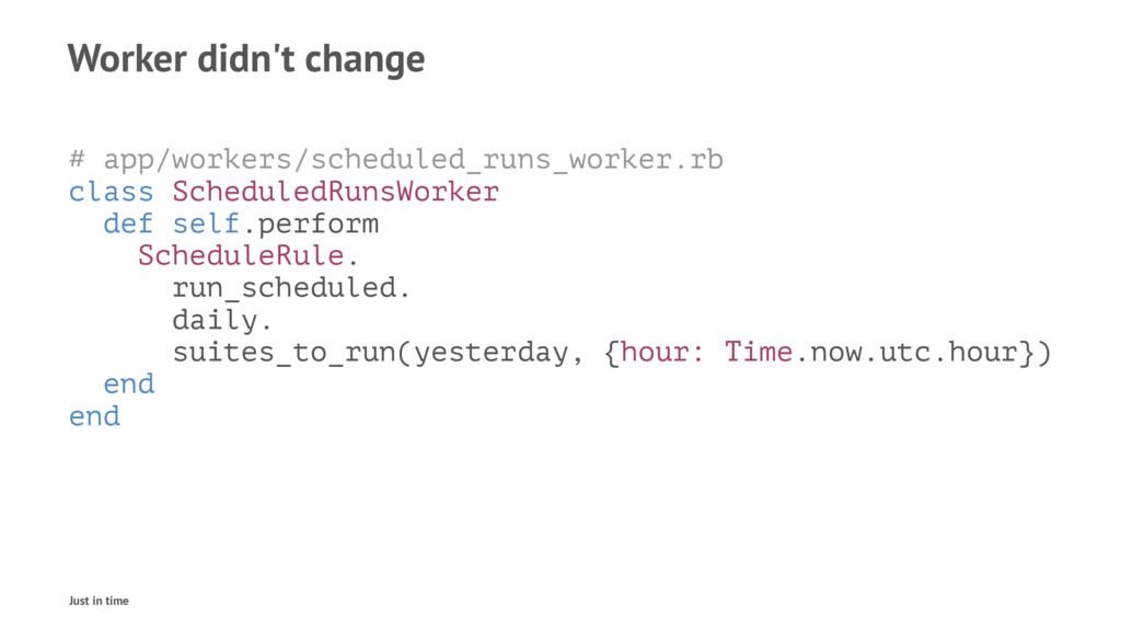 Worker didn't change # app/workers/scheduled_ru...