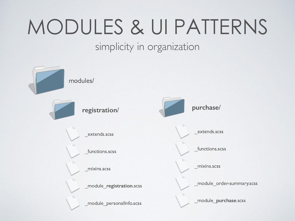 simplicity in organizatio...