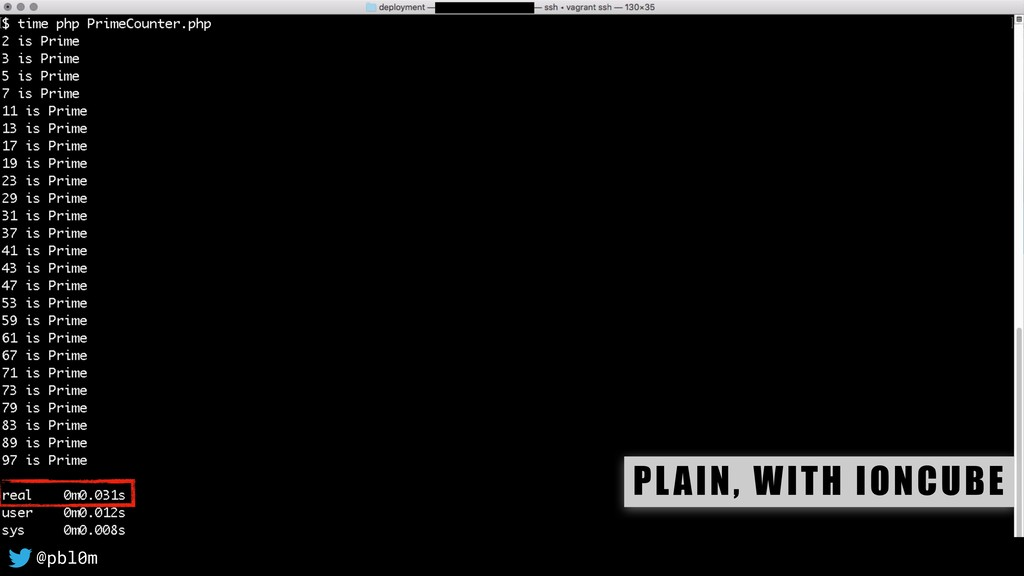 29 PLAIN, WITH IONCUBE @pbl0m