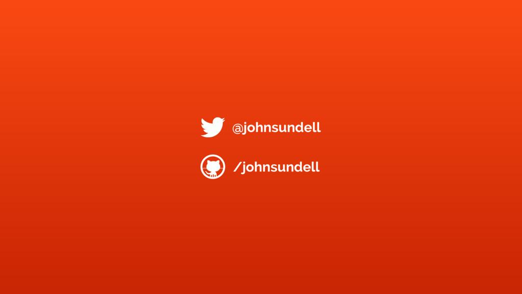 @johnsundell /johnsundell