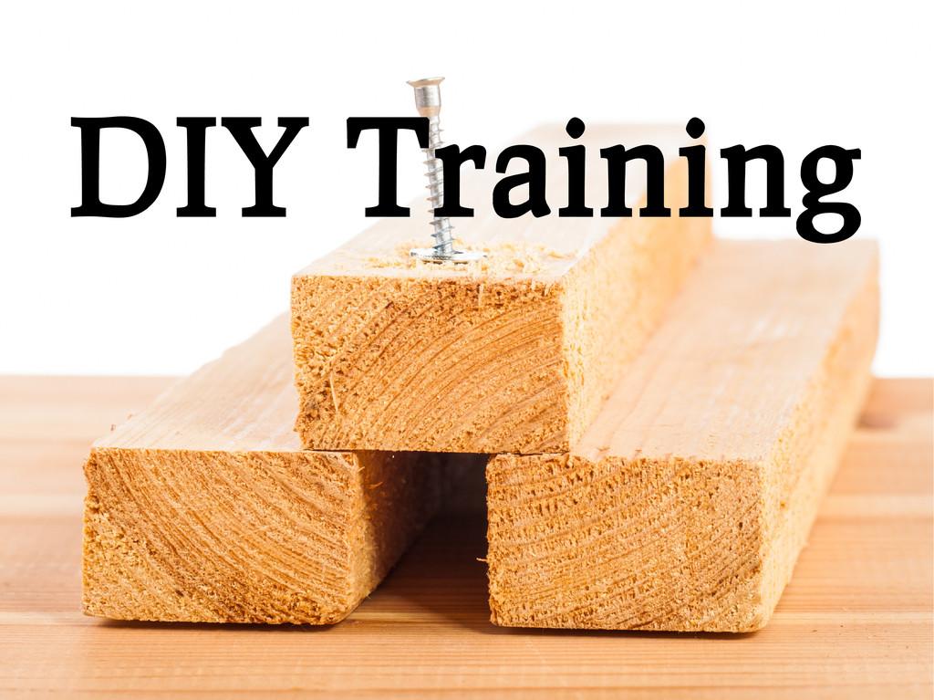 DIY Training