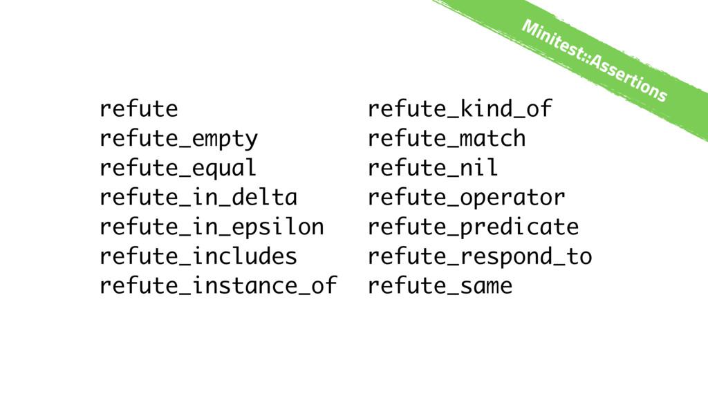 refute refute_empty refute_equal refute_in_delt...