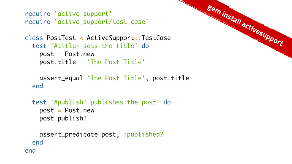 require 'active_support' require 'active_suppor...