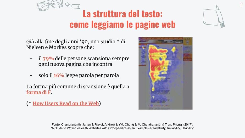 17 La struttura del testo: come leggiamo le pag...