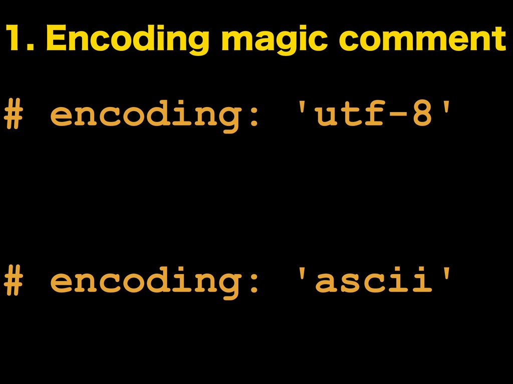 &ODPEJOHNBHJDDPNNFOU # encoding: 'utf-8' #...