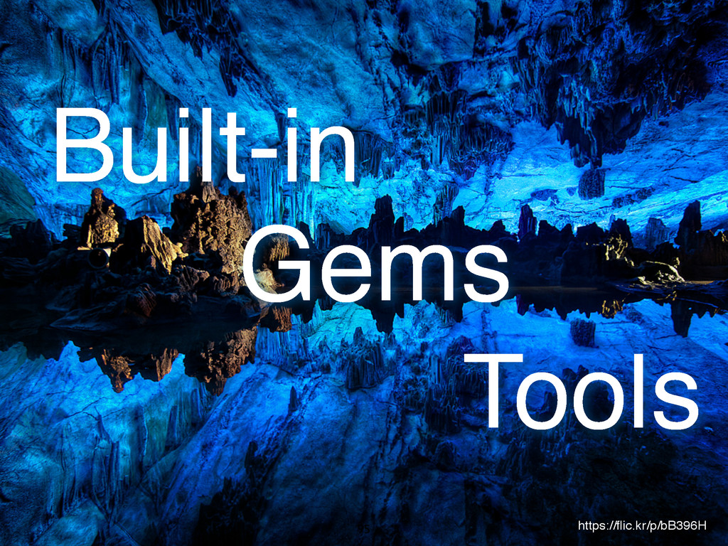 https://flic.kr/p/bB396H 95 Built-in Gems Tools