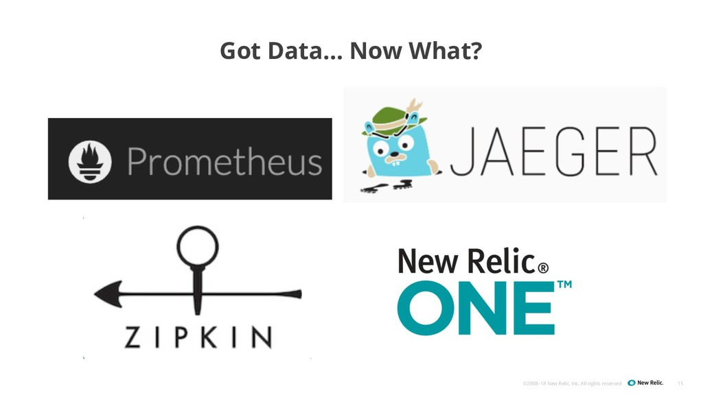 ©2008–18 New Relic, Inc. All rights reserved Go...