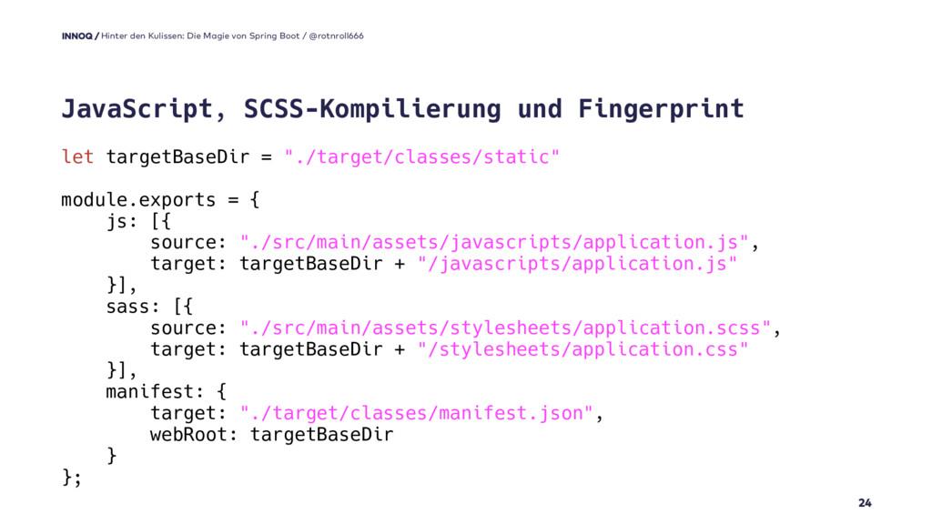"let targetBaseDir = ""./target/classes/static"" m..."