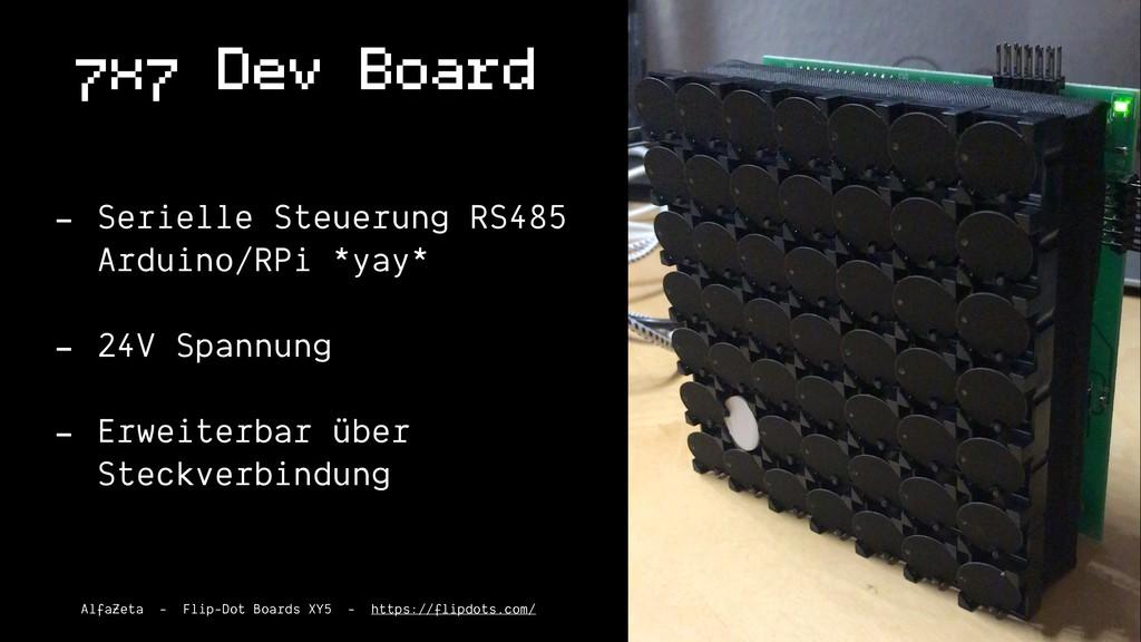 AlfaZeta - Flip-Dot Boards XY5 - https://flipdo...