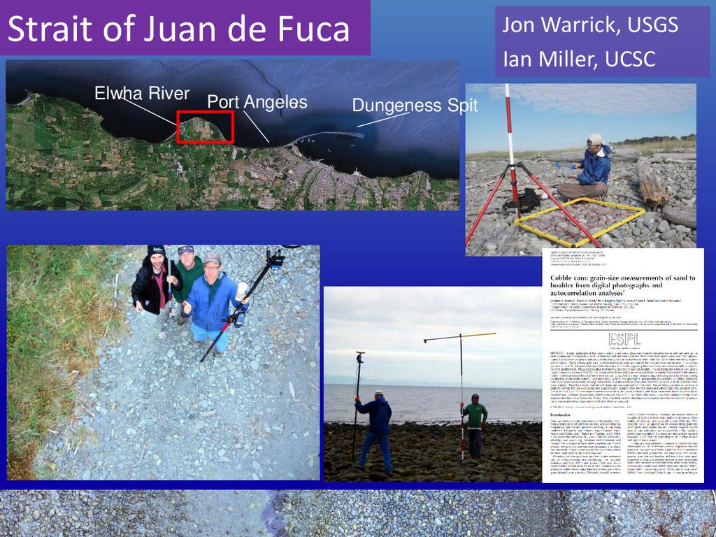 Strait of Juan de Fuca Elwha River Dungeness Sp...