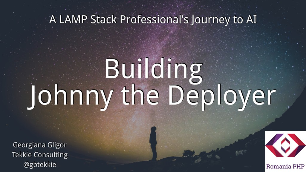 Building Johnny the Deployer A LAMP Stack Profe...