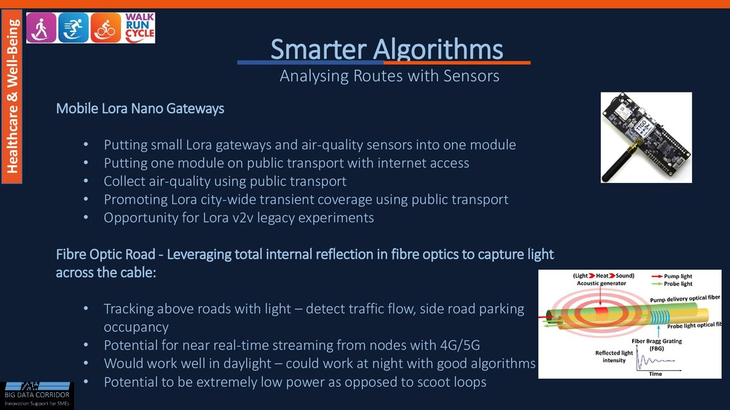 Smarter Algorithms Mobile Lora Nano Gateways • ...