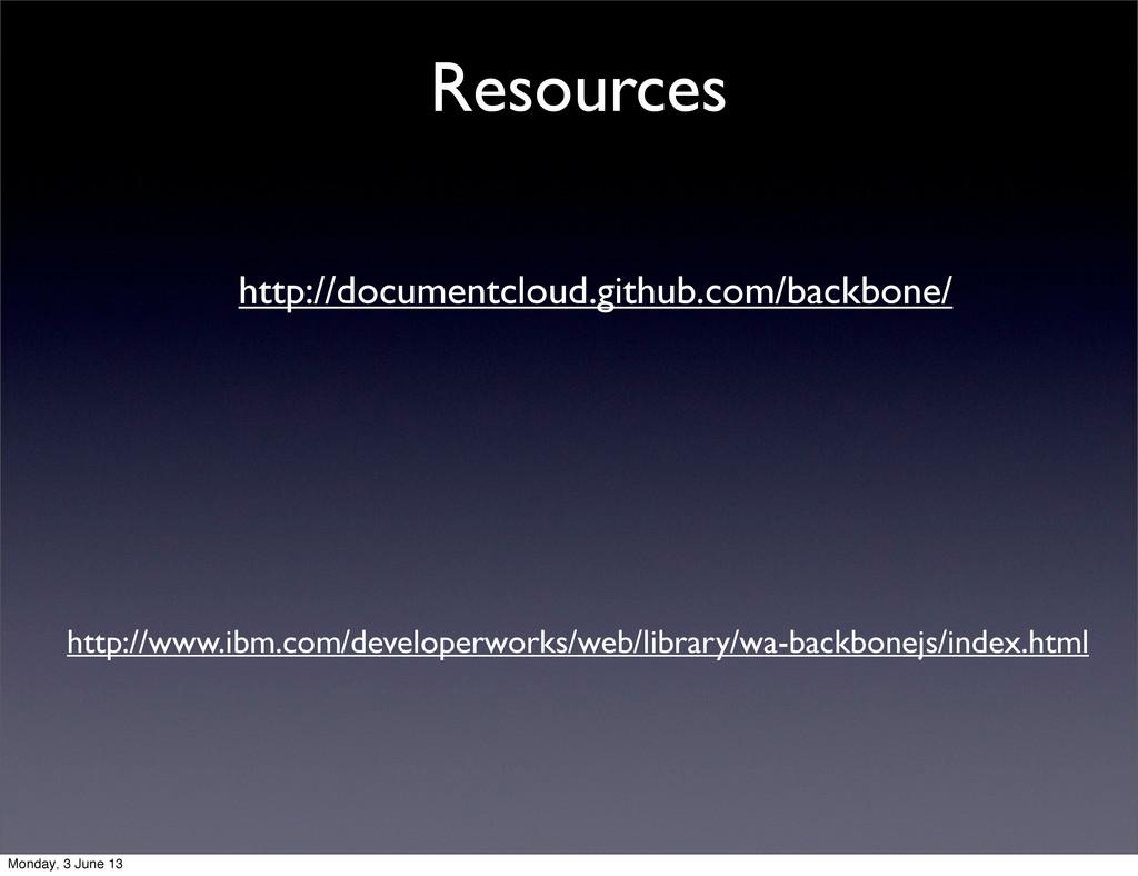 http://documentcloud.github.com/backbone/ http:...