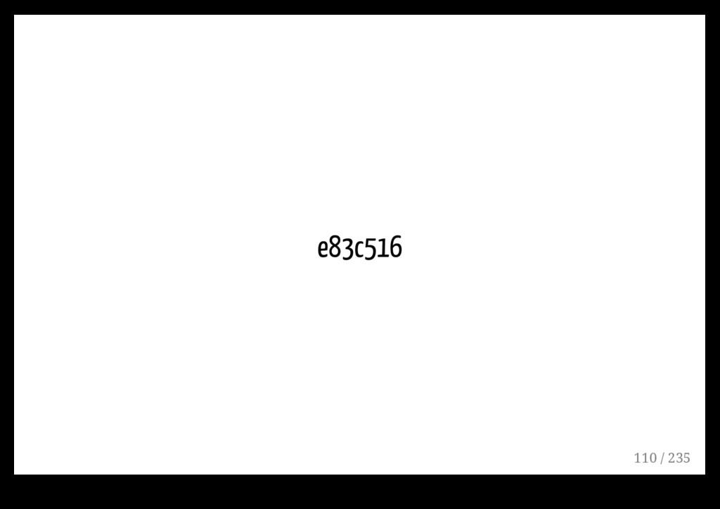 e83c516 110 / 235