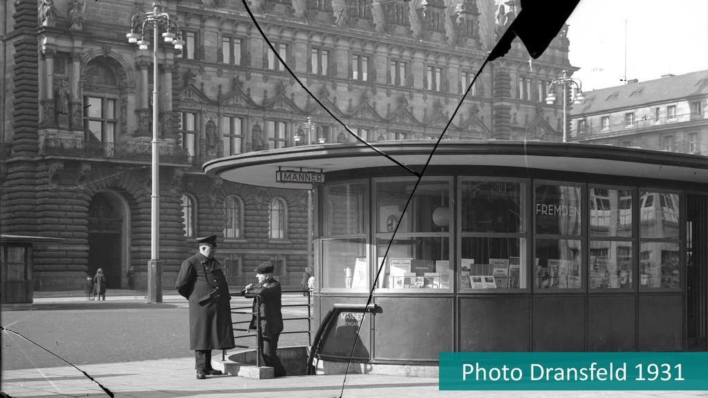 p Photo Dransfeld 1931