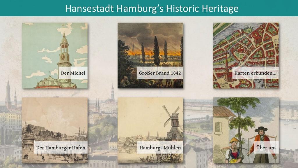 Hansestadt Hamburg's Historic Heritage
