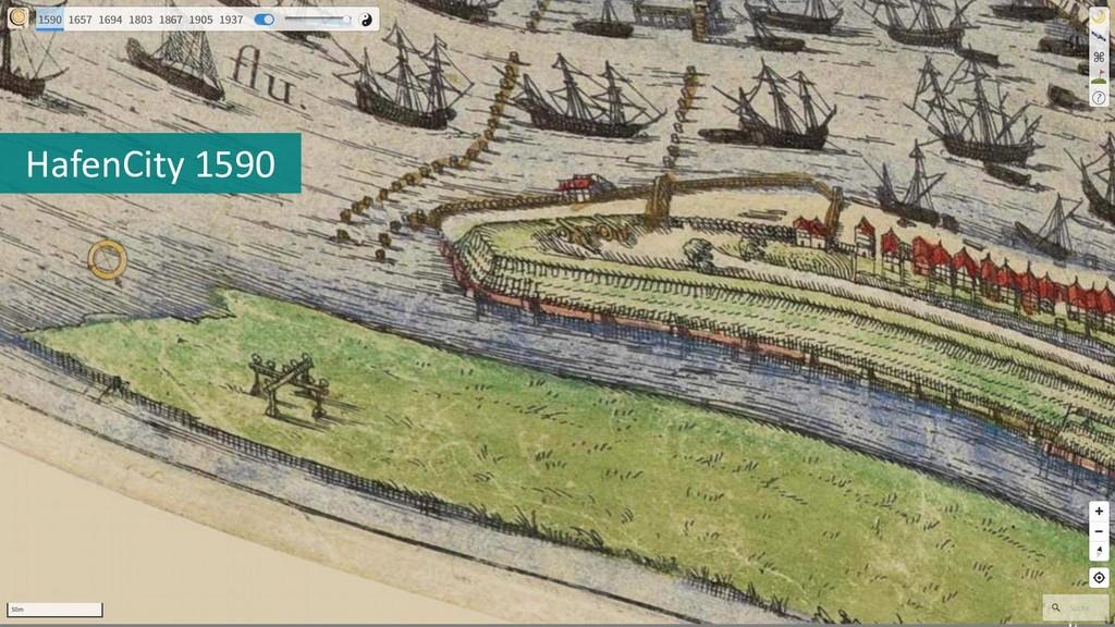 HafenCity 1590