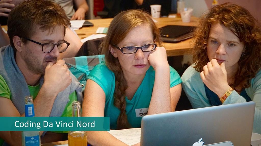 Coding Da Vinci Nord