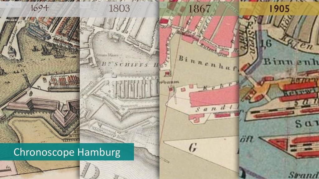 Chronoscope Hamburg