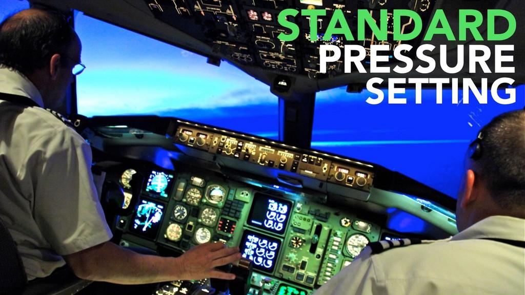 enter your presentation title 8 SETTING STANDAR...