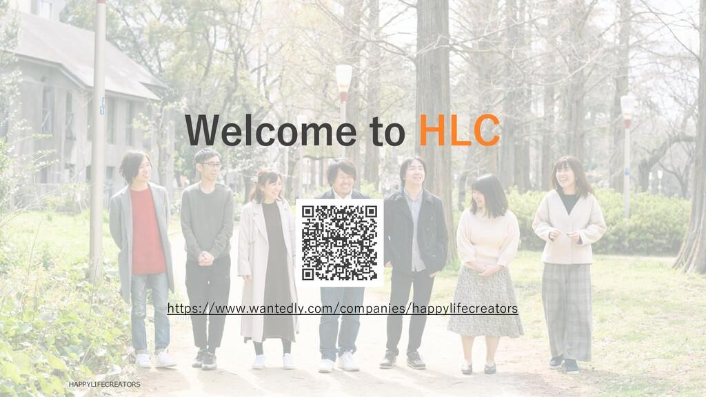 HAPPYLIFECREATORS Welcome to HLC https://www.wa...