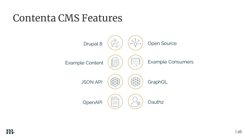 | 16 Contenta CMS Features JSON API Example Con...