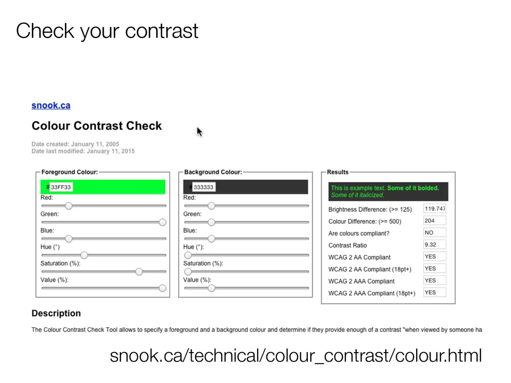 Check your contrast snook.ca/technical/colour_c...