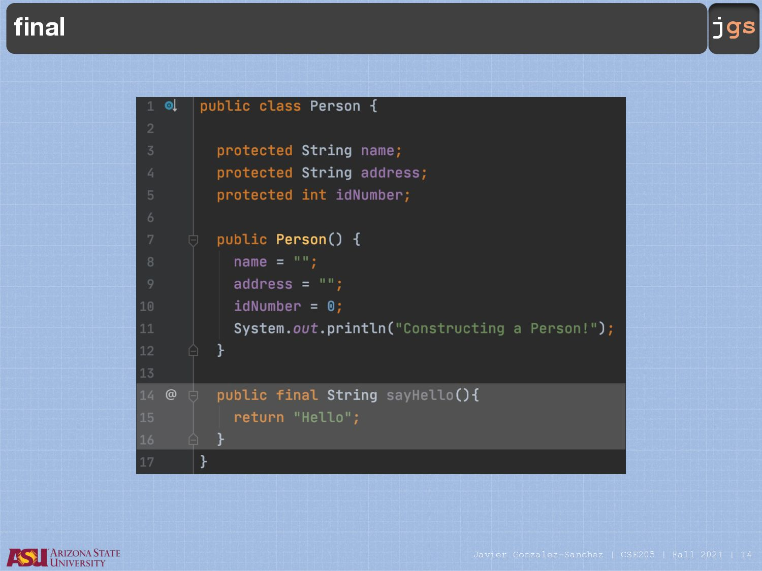 jgs Notes Java Programming for Assignment 01 )