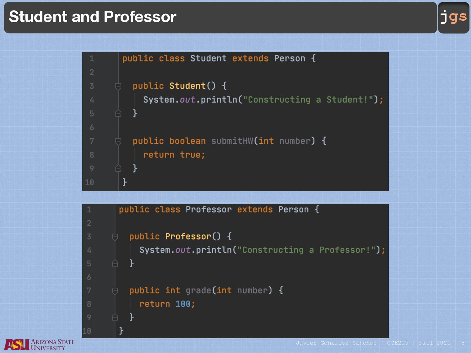 jgs Notes Java Programming for Assignment 01 (