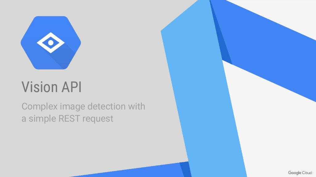 Vision API Complex image detection with a simpl...