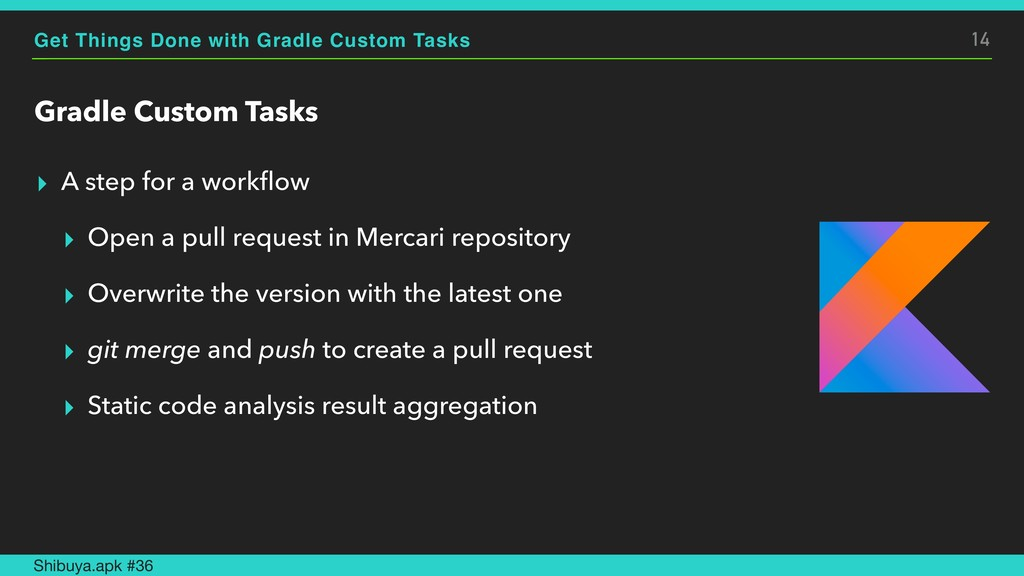 Get Things Done with Gradle Custom Tasks Gradle...