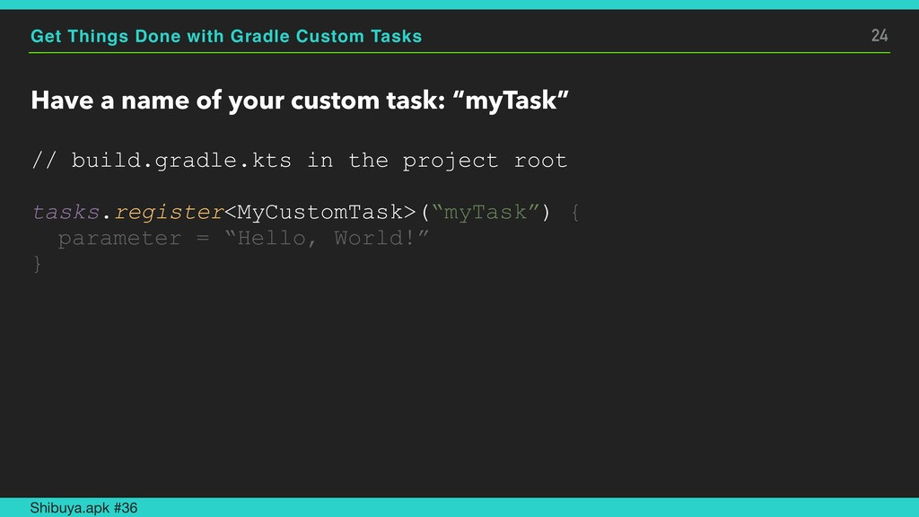 Get Things Done with Gradle Custom Tasks Have a...