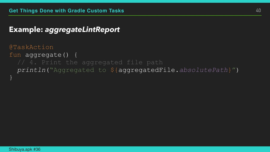 Get Things Done with Gradle Custom Tasks Exampl...