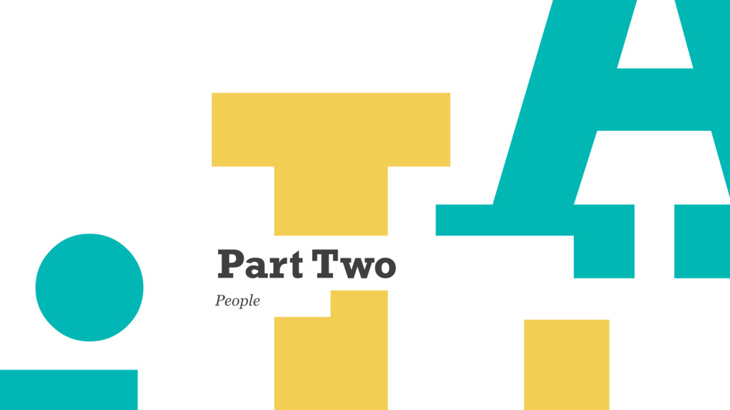A Part Two People