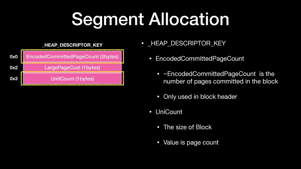 • _HEAP_DESCRIPTOR_KEY  • EncodedCommittedPageC...
