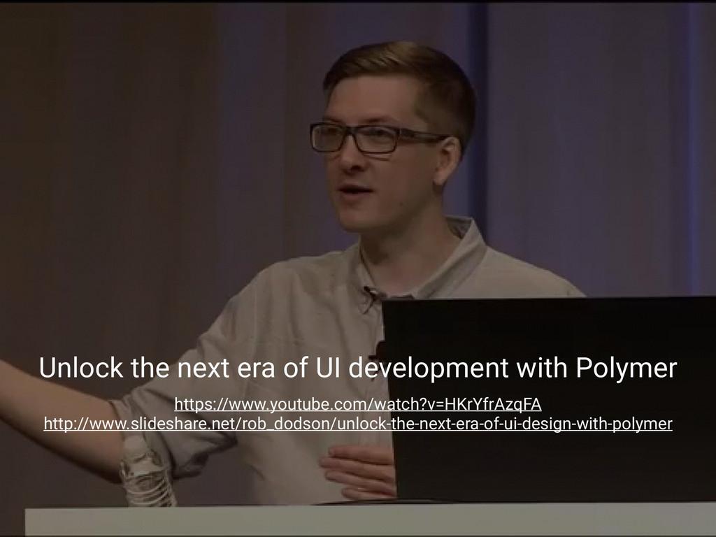 Unlock the next era of UI development with Poly...