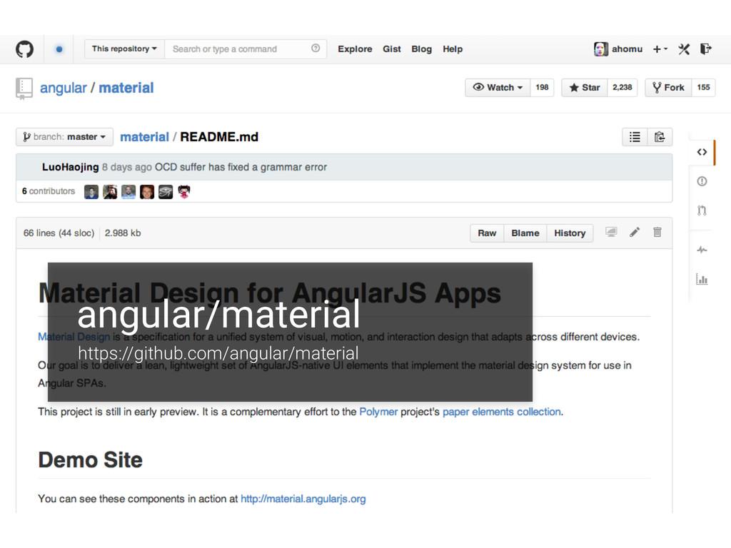 angular/material https://github.com/angular/mat...