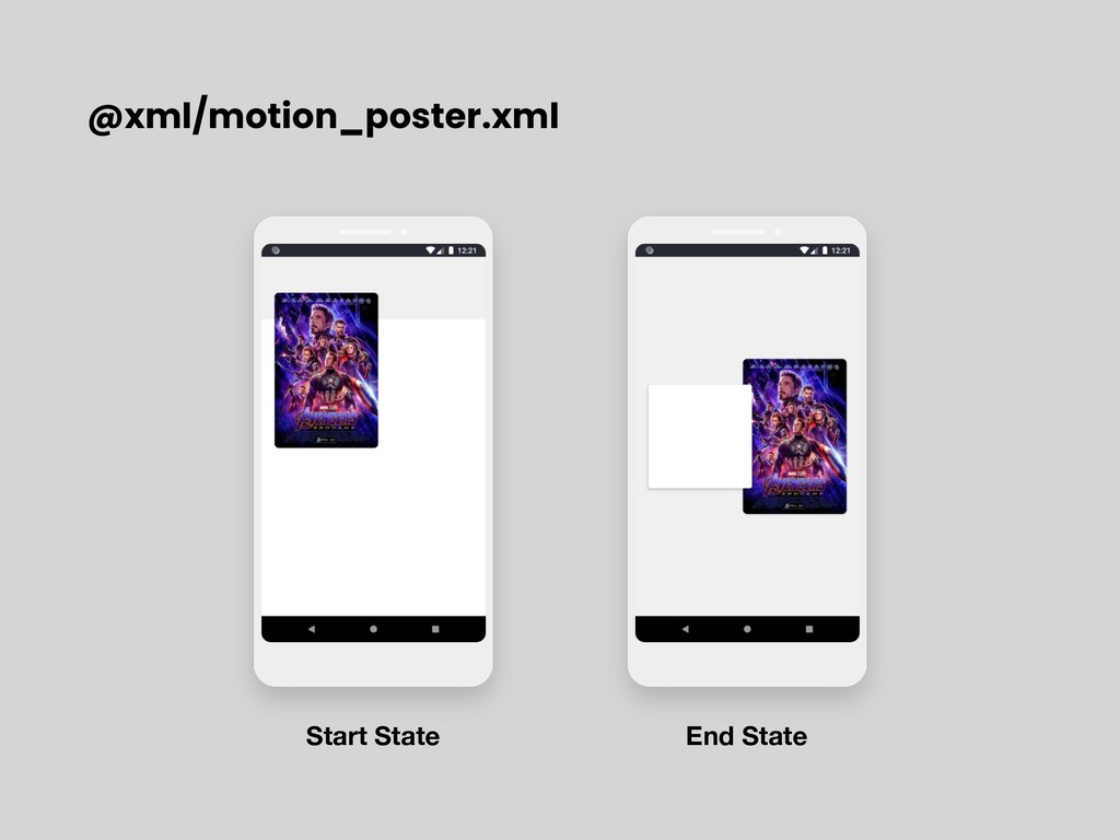 @xml/motion_poster.xml Start State End State