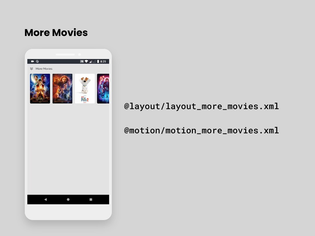 More Movies @layout/layout_more_movies.xml @mot...