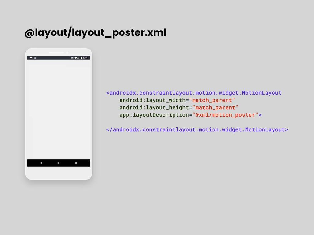 <androidx.constraintlayout.motion.widget.Motion...