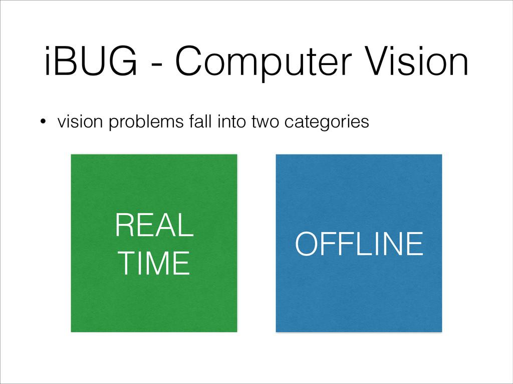 iBUG - Computer Vision • vision problems fall i...